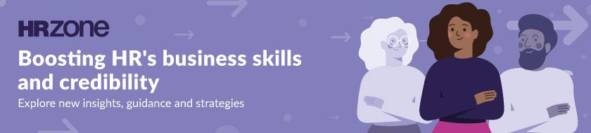 HR Business skills and credibility
