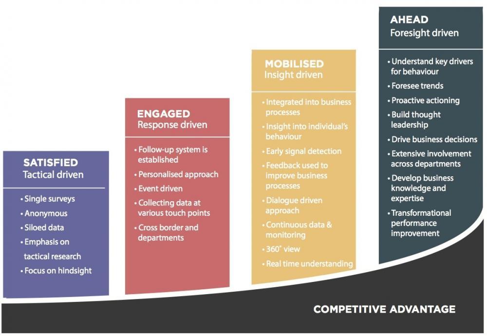 Questback Business Transformation Model