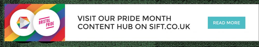 Sift Pride content hub