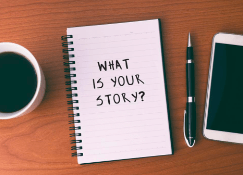 The Power of storytelling, Tuesday with Ron, Strategy Focused Group