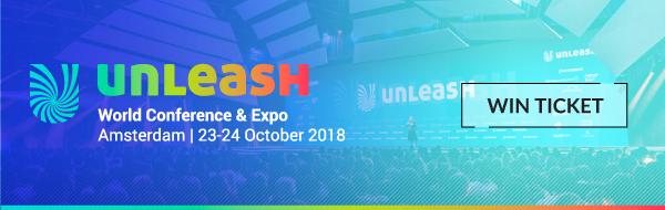 UNLEASH 2018 win tickets