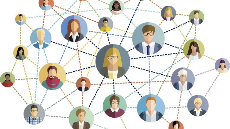 Diversity social network