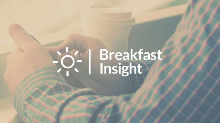 Breakfast Insight from HRZone