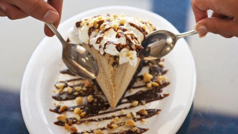 Cake sharing