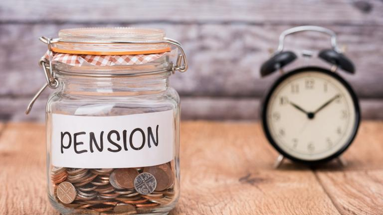 Pensions at work