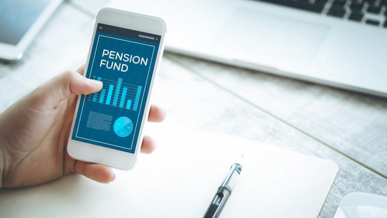 Pensions communications