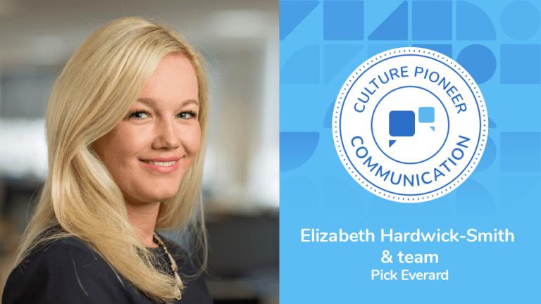 Culture Pioneers, Pick Everard