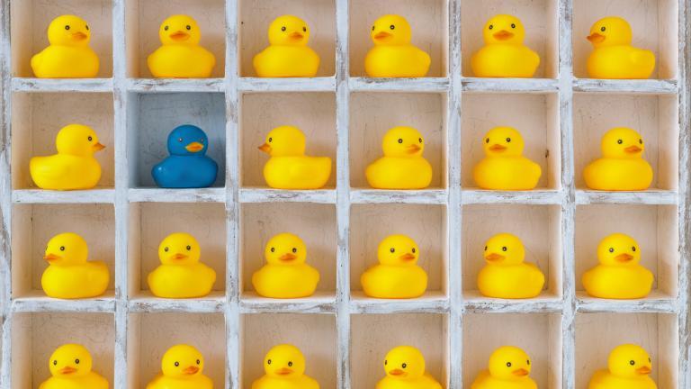 Individualism at work