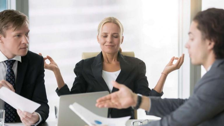 Dealing with conflict at work