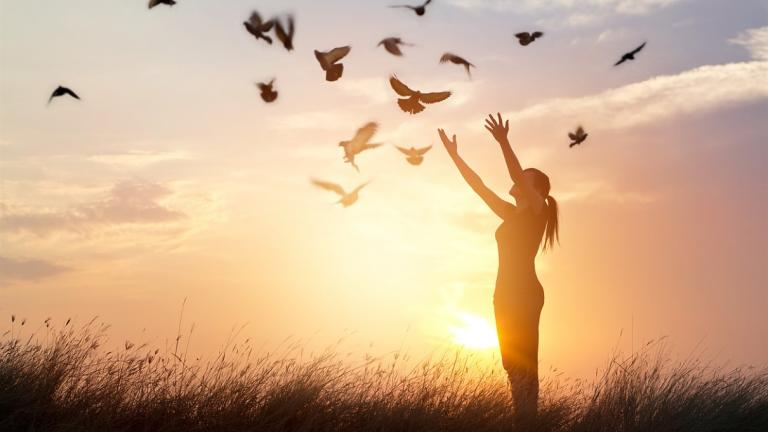 Spiritual wellbeing in nature