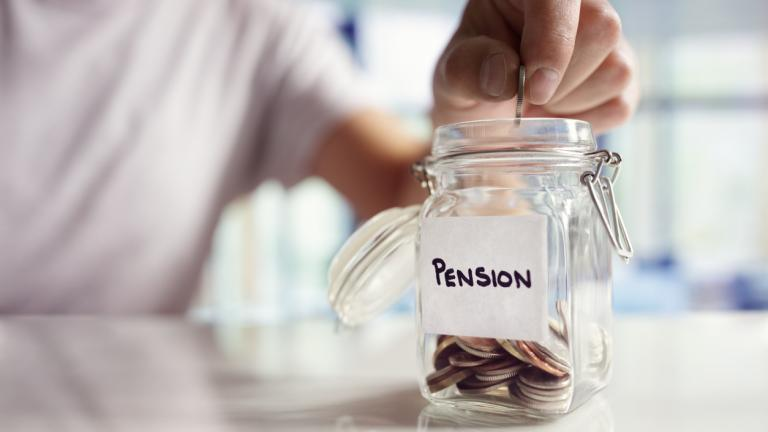 Pensions and furlough