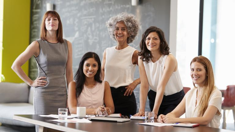 Supporting women in the workplace