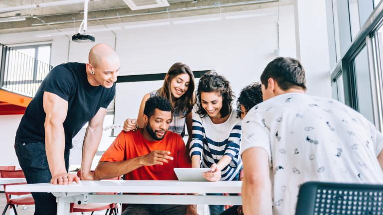 collaborative team work