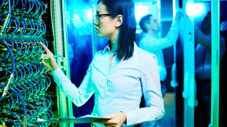 Women in technology industries STEM