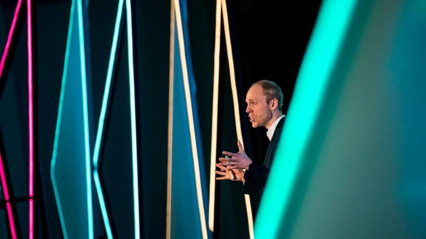 Prof Alexander Betts at UNLEASH London 2018