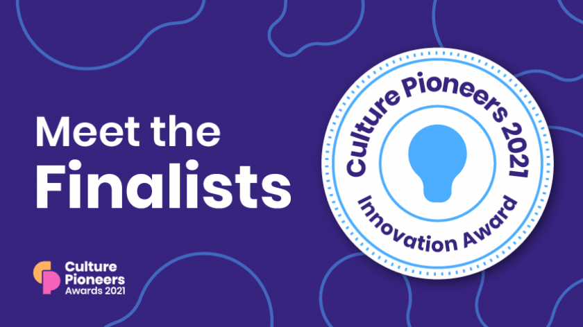Meet the Innovation Finalists