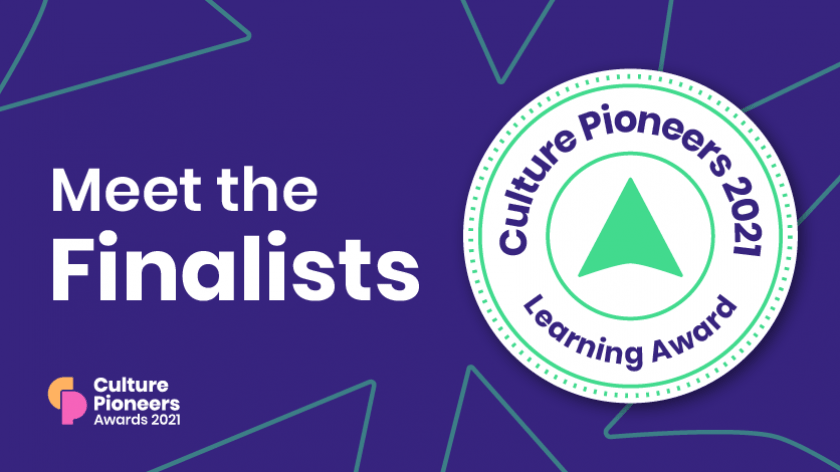 Meet the Learning Finalists