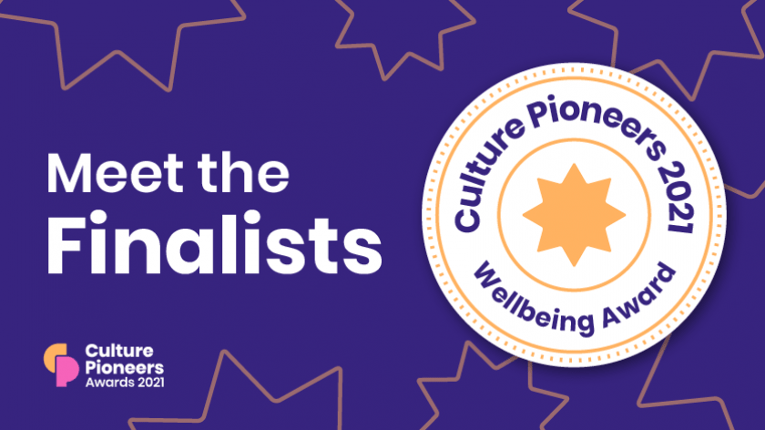 Meet the Wellbeing Finalists