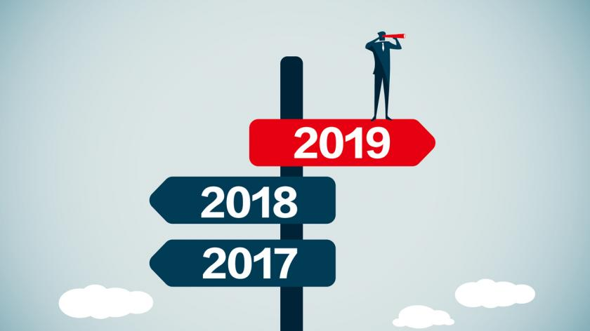 Recruitment and talent in 2019