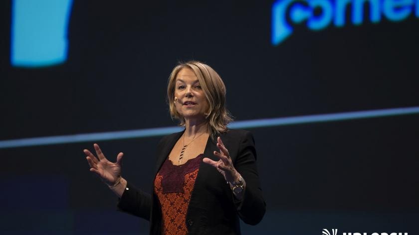 Esther Perel at UNLEASH 2018
