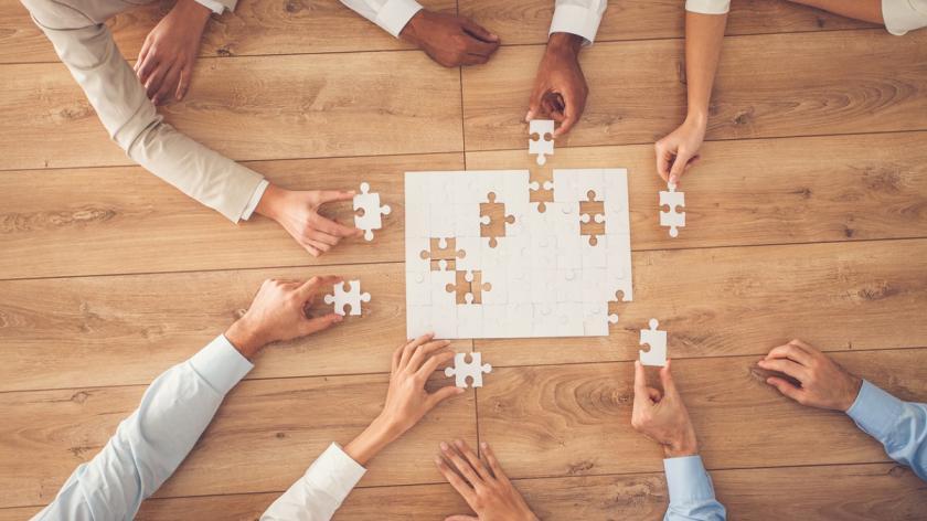 Collaborative leader