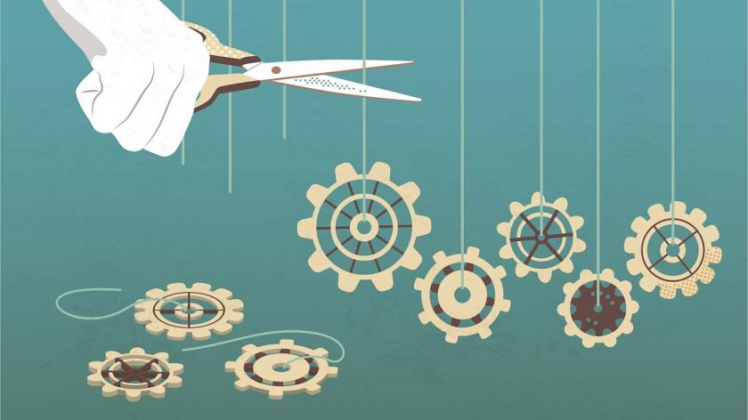 Restructuring cogs
