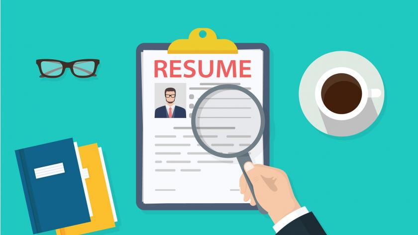 The death of the CV