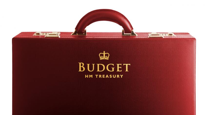 red box budget report