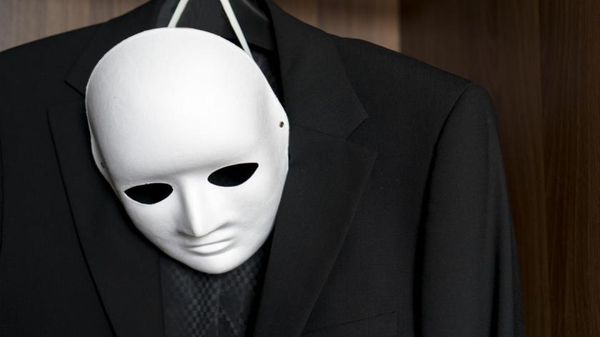 Mask and suit