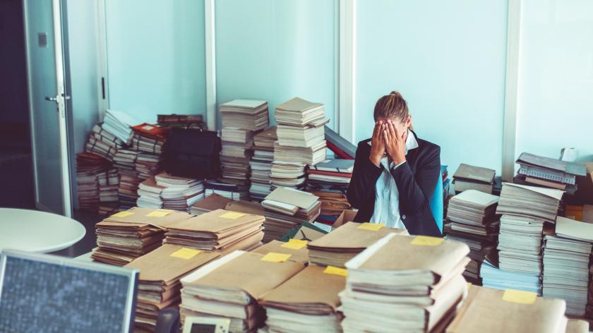 Failure demand in HR