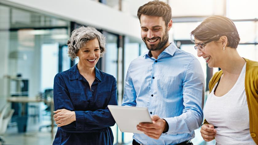 The wellbeing needs of a multigenerational workforce