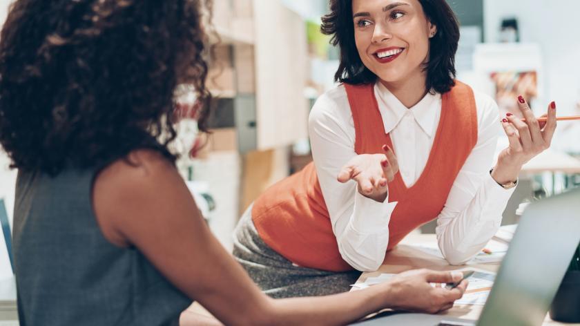 Office gossip, HR generalisations