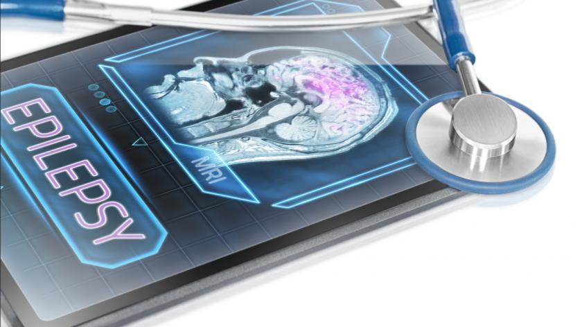 phone screen with epilepsy written on it