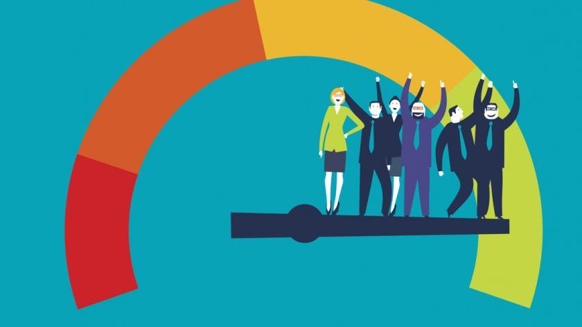 Employee satisfaction barometer