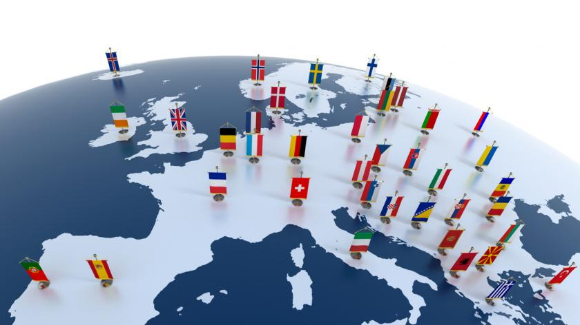 Managing stress - European countries