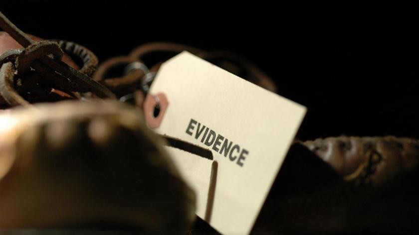 Evidence tag