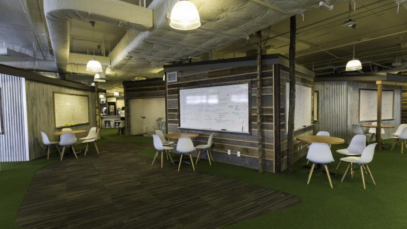 Hootsuite office