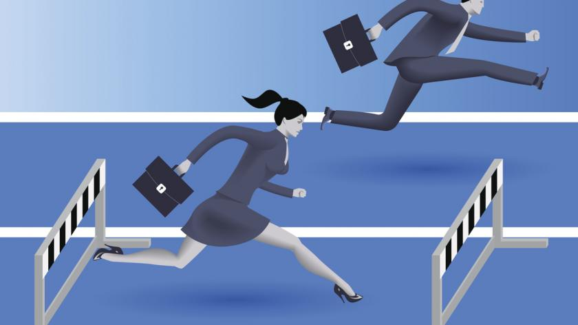 gender inequality on career path