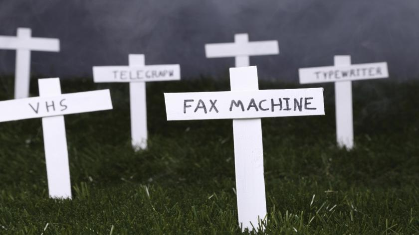 graveyard of jobs and technology