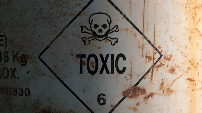 Toxic symbol
