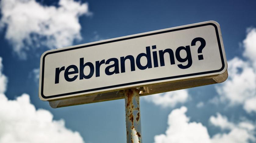 Rebranding exercise