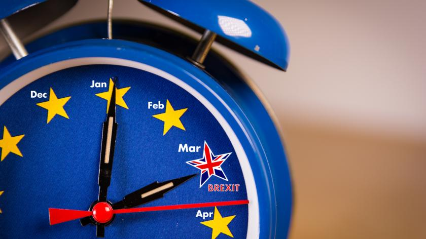 brexit - clock is ticking