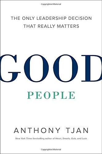 Good People book cover