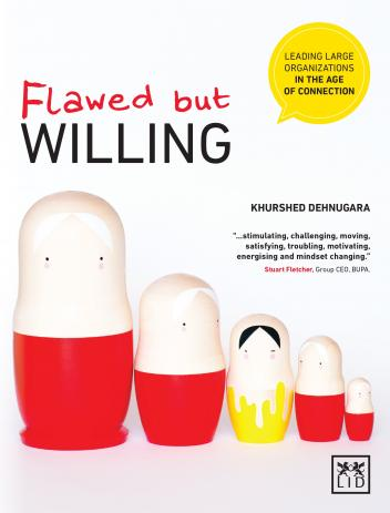 Flawed but Willing book front cover