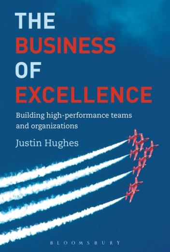 Book cover: The Business of Excellence