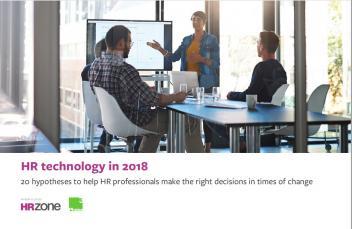 HR Tech Trends 2018