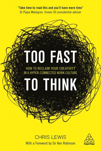 Too Fast Too Think book cover