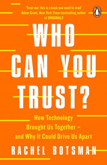 Who Can You Trust book cover