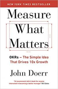 Measure What Matters Book Cover