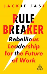 cover art for Jackie Fast's Rule Breaker book